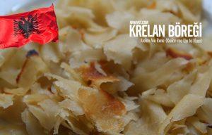 Krelan Arnavut Böreği