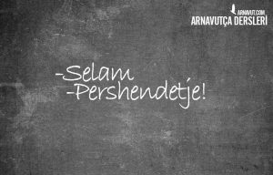 Arnavutça Günlük Konuşmalar