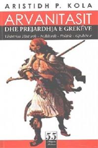 Arvanitasit dhe prejardhja e grekëve