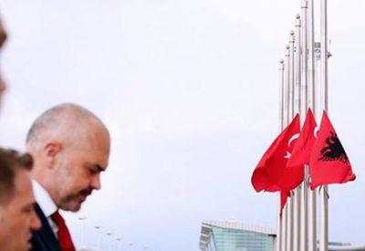 Edi Rama Türkiye