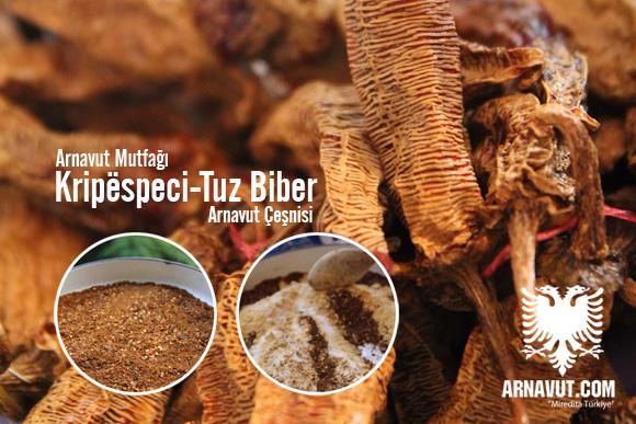 Kripespeci- Tuz Biber