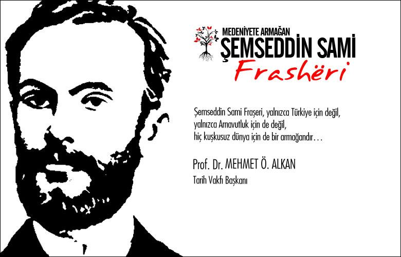 Osmanlı Arnavutları: Şemseddin Sami'nin Hayatı