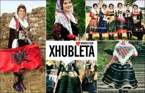 Xhubleta Arnavut Kadın Kostümü