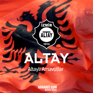 Altay'lı Arnavutlar