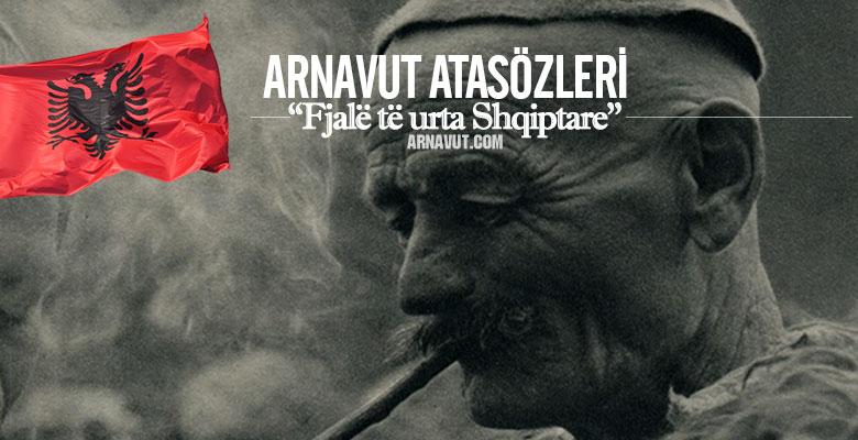 Arnavut Atasözleri Fotoğrafı