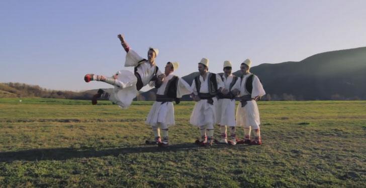 Arnavut Halk Oyunları