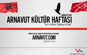 Arnavut Kültür Haftası Afişi