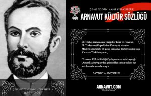 Arnavut Kültür Sözlüğü