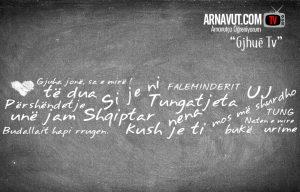 Arnavutça öğreniyorum video dersleri Gjuhe Tv