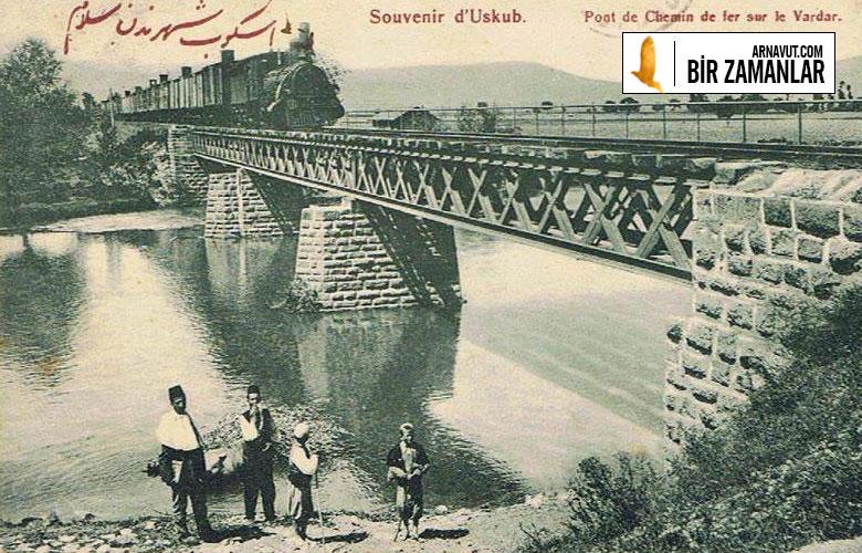 Bir zamanlar Üsküp ve Vardar Nehri