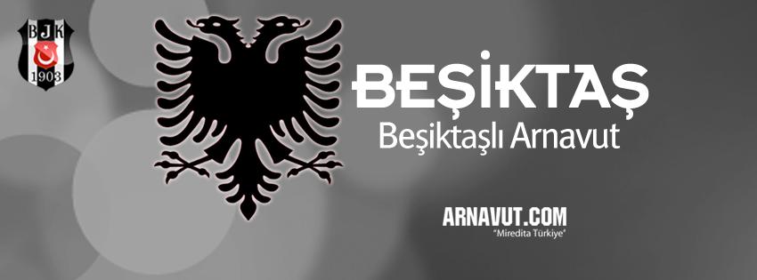 Beşiktaşlı Arnavut facebook kapak görseli