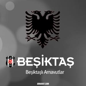 Beşiktaşlı Arnavutlar logolu resim