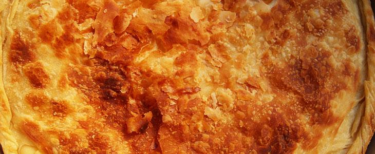 Ciğerli Arnavut Böreği