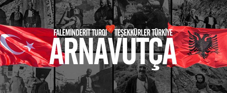 Arnavutça, Türkiye'deki Okullara Geldi