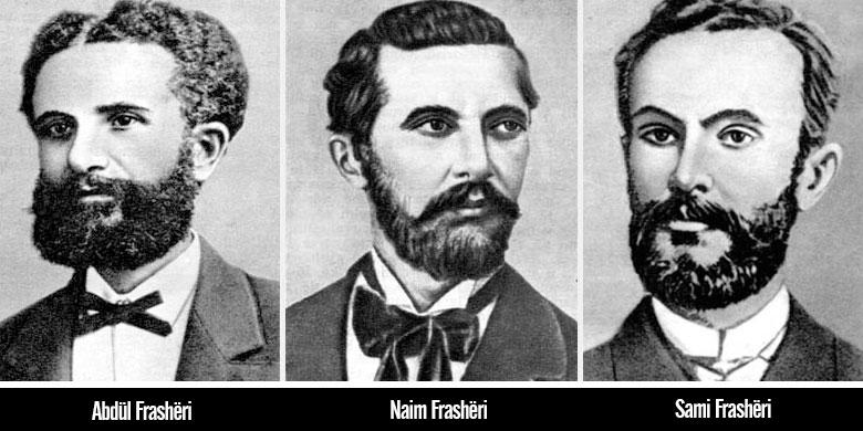 Arnavut Frasheri Kardeşler