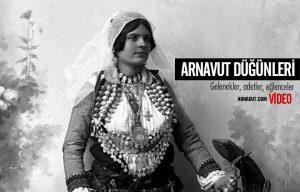 Geleneksel Arnavut Düğünleri Videoları