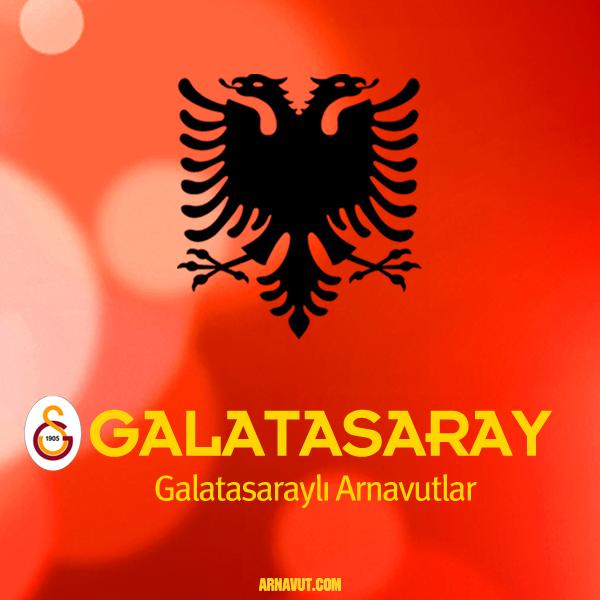 Galatasararaylı Arnavut resmi