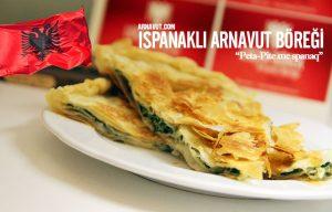 Ispanaklı Arnavut Böreği