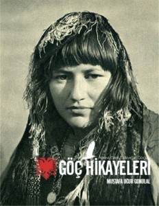 Arnavutların Türkiye'ye göçü kitap projesi