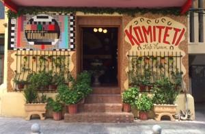 Tiran Komiteti Kafe Müzesi