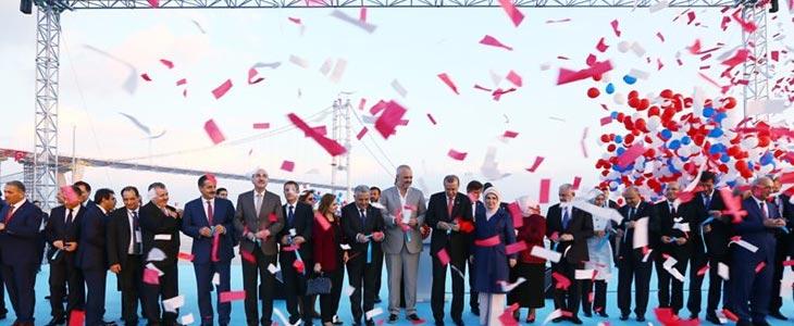 Sultangazi Köprü Açılışı
