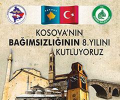 Kosova Bağımsızlık Kutlamaları Edirne