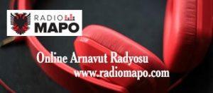 Online Arnavut radyosu Radiomapo