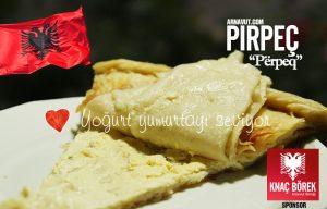 Arnavut Pırpeç Böreği