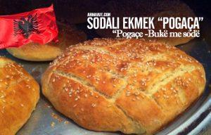 Pogaçe - Sodalı Arnavut Ekmeği