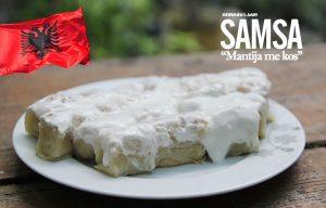 Arnavut Mantısı Samsa
