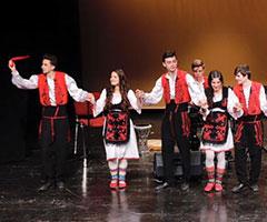 Sultanmurat Halk Oyunları Grubu Rumeli-Balkan Buluşması