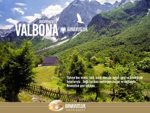 """Arnavutluk """"İnciyi Keşfet"""" reklamları"""