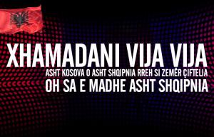 Xhamadani vija vija - Şarkı Sözleri